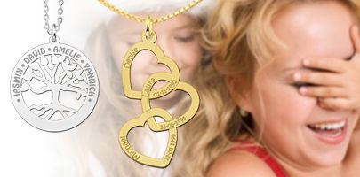 family jewellery banner