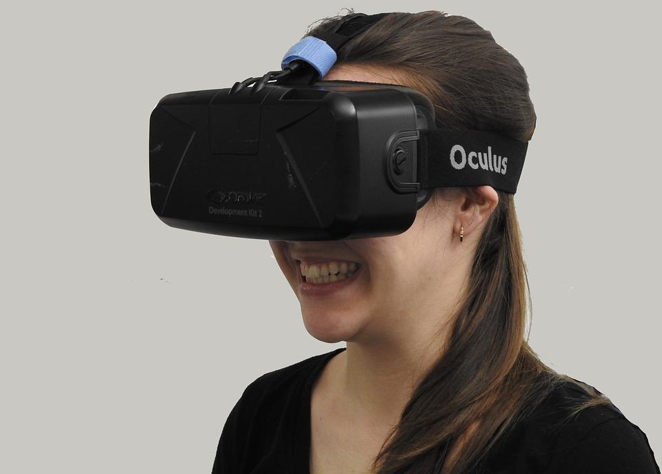 VR bril als origineel examen cadeau