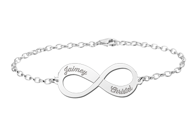 """Zilveren infinity armband"""" alt="""