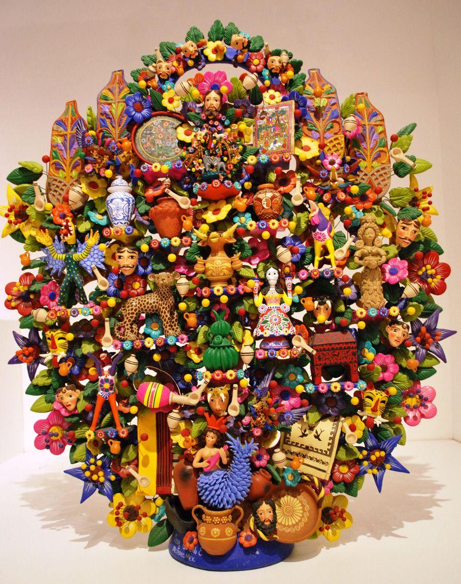 Bedeutung Lebensbaum Arbol de la vida