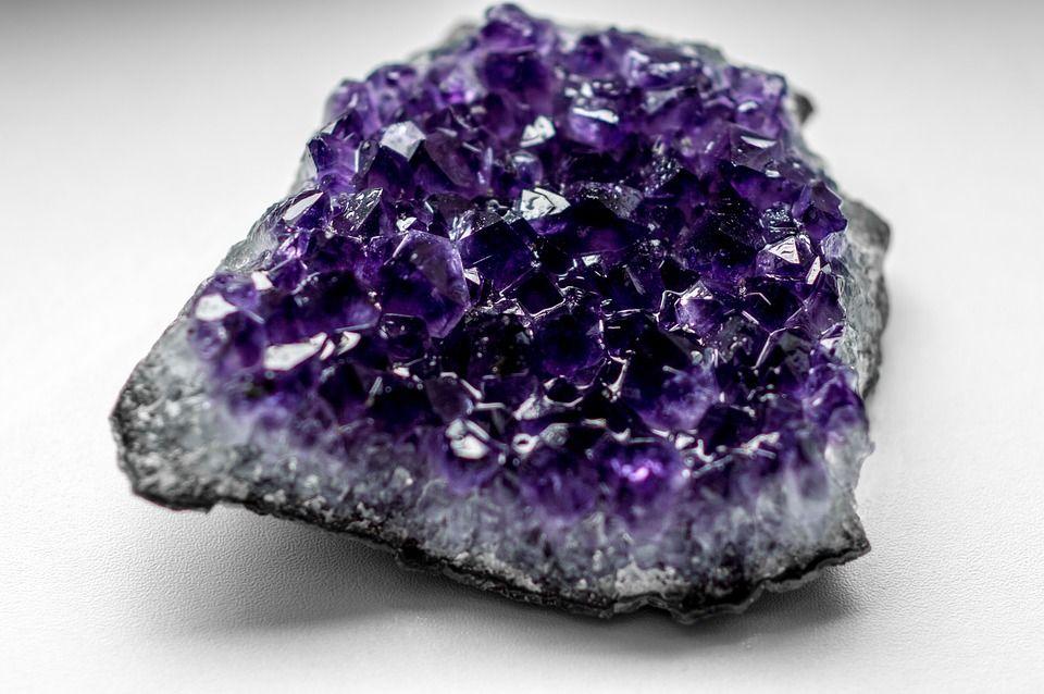 amethyst stein