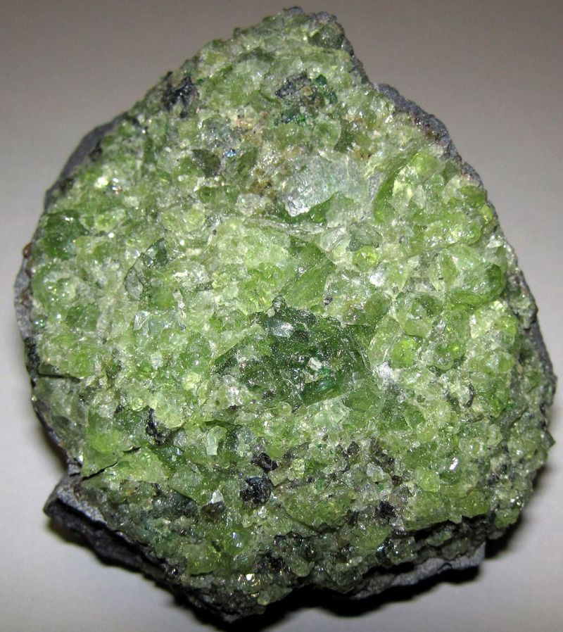 peridot stein