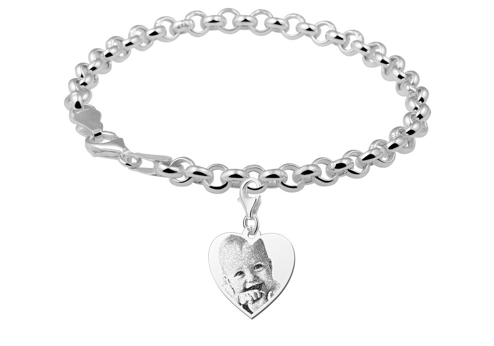 jongensmoeder sieraad – foto armband