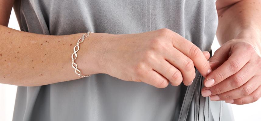 Minimalistischer Schmuck Armband