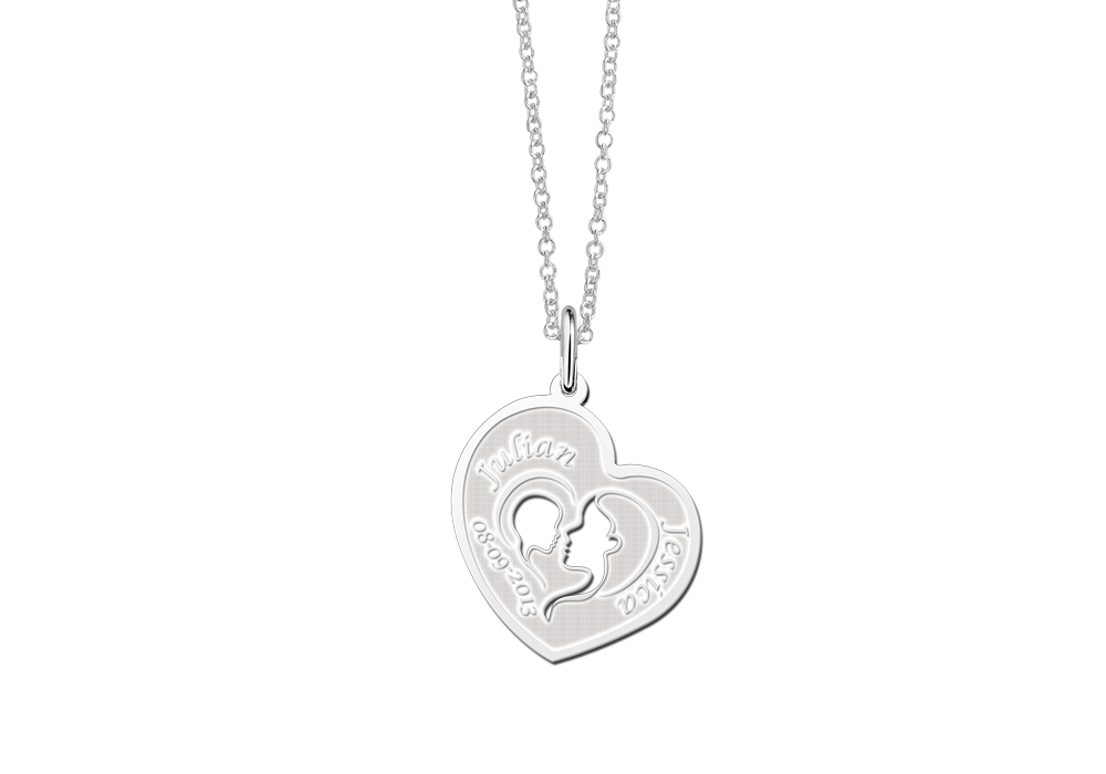 """mother and child pendant """" alt="""