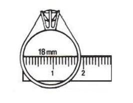 Ringgröße bestimmen